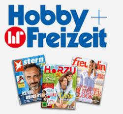 Halbahresabo Sammelartikel: Übersicht der besten Halbjahreabos bei Hobby+Freizeit im Juni