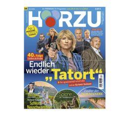 Tipp! HÖRZU Jahresabo (52 Ausgaben) für 130€ – als Prämie: 120€ Amazon-Gutschein
