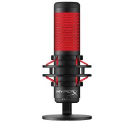 HyperX HX-MICQC-BK QuadCast Standalone Mikrofon für 102,82 Euro