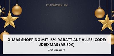 15% Rabatt auf das gesamte Sortiment bei Jeans-Direct (50,- Euro Mindestbestellwert)