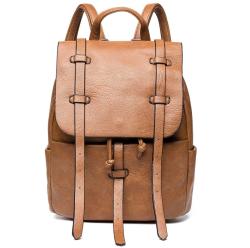 JOSEKO Damen Vintage-Rucksack aus Kunstleder für nur 19,79 Euro statt 32,99 Euro