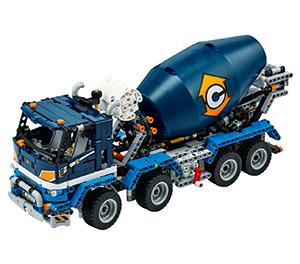LEGO Technic Betonmischer-LKW für nur 62,90 Euro