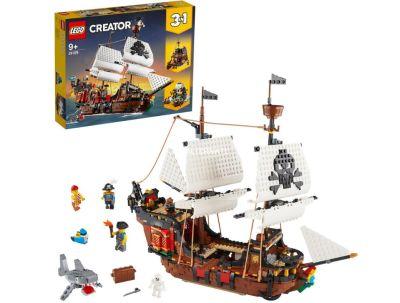 Lego 31109 Creator Piratenschiff für nur 62,90 Euro inkl. Versand