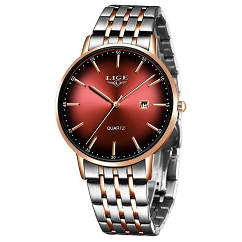 LIGE Herren Armbanduhr für nur 14,99 Euro bei Amazon