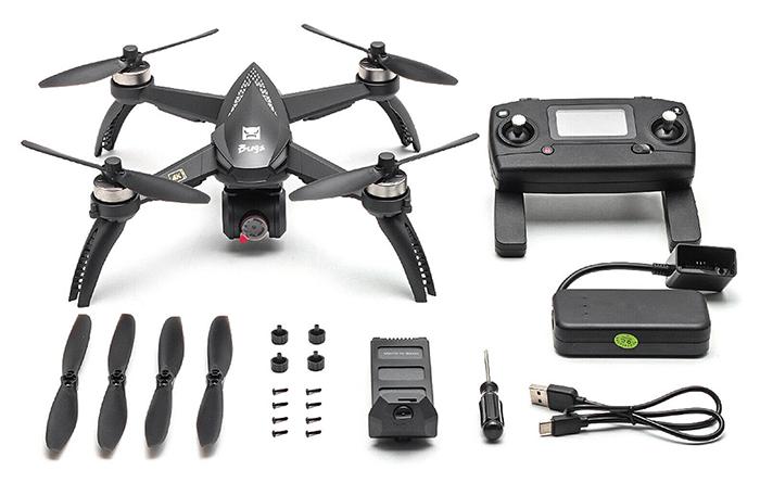 MJX B5W RC Drohne mit 4K Weitwinkelkamera ab nur 88,39 Euro