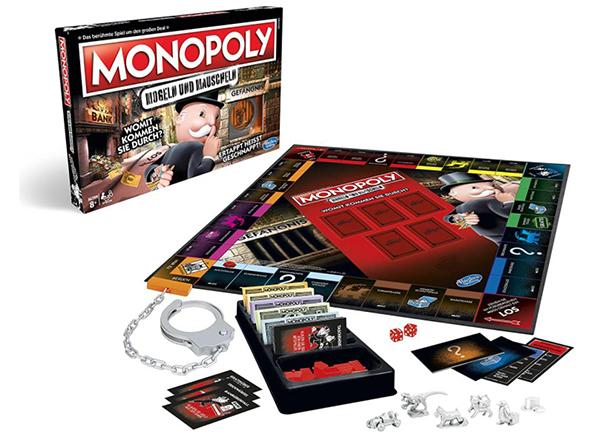 Hasbro Gaming E1871100 Monopoly Mogeln und Mauscheln für nur 17,99 Euro