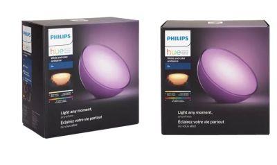 Philips Hue White & Col. Amb. Go Tischleuchte Doppelpack für nur 81,20 Euro inkl. Versand