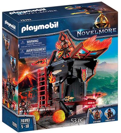 PLAYMOBIL Novelmore 70393 Feuerrammbock für nur 17,05 Euro
