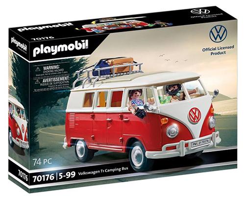Nur heute: Playmobil 70176 Volkswagen T1 Camping Bus für nur 34,98€ inkl. Versand