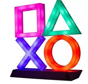 Playstation Logo Icons Leuchte XL für nur 22,98 Euro inkl. Versand