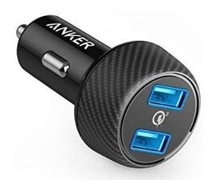 Anker PowerDrive Speed 2 39W Auto Ladegerät für 11,89 Euro inkl. Prime-Versand