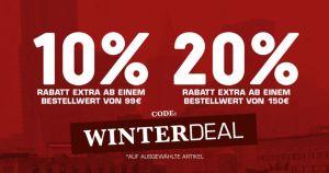 30% Extra-Rabatt im großen Sale bei Snipes auf über 1100 Markenartikel!