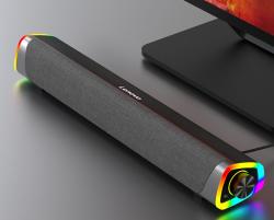 Lenovo L101 Desktop Soundbar mit LED-Beleuchtung für 24,01 Euro inkl. Priority-Versand