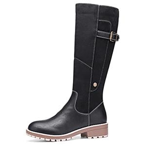Camfosy Damen Stiefel mit Absatz für nur 27,49 Euro inkl. Versand