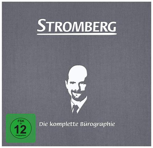Nur noch wenige verfügbar! Stromberg – Die komplette Bürographie – Mediabook [Blu-ray] für nur 58,47 Euro