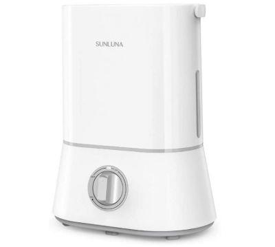 Sunluna Luftbefeuchter (4l) für nur 15,99 Euro inkl. Versand