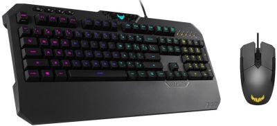 ASUS TUF Combo Gaming Desktop Set Maus + Tastatur für nur 69,70 Euro inkl. Versand