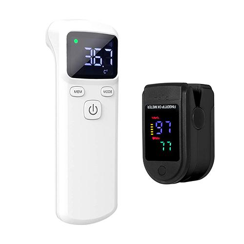 Anself Infrarot Fieberthermometer + Finger-Pulsoximeter für nur 9,99 Euro inkl. Versand