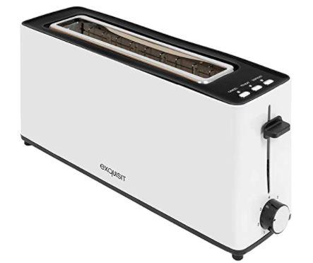 Exquisit TA 6502 we Langschlitz-Toaster für nur 15,- Euro inkl. Versand