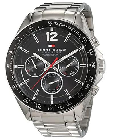 Tommy Hilfiger Herren Analog Armbanduhr Luke für nur 99,- Euro inkl. Versand (statt 159,- Euro)