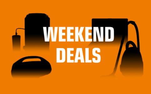 Saturn Weekend Deals mit Top-Angeboten aus verschiedenen Kategorien