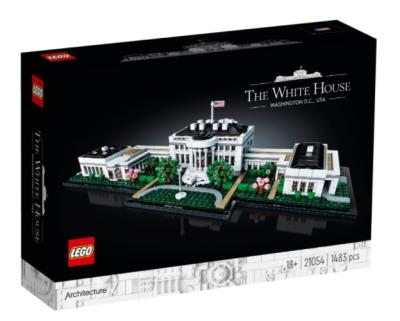 Lego Architecture Das Weiße Haus für nur 64,90 Euro inkl. Versand