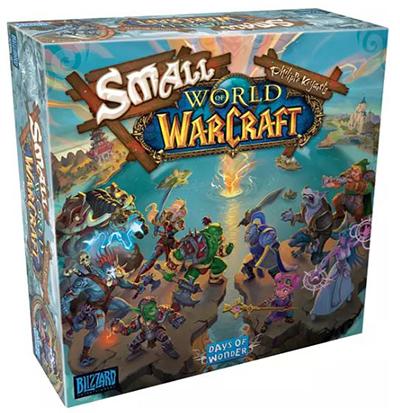Nur bis 21 Uhr!DAYS OF WONDER Small World of Warcraft Gesellschaftsspiel für nur 39,99 Euro