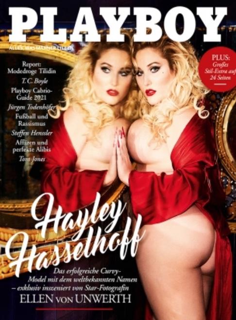 Kracher Playboy Halbjahresabo mit 6 Ausgaben für nur 43,20€ und dazu 40€ Amazon Gutschein