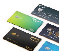 Wieder da! Amazon Visa Karte mit 40€ Startgutschrift bei Erstantrag!