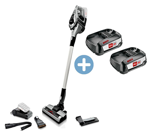 Bosch Unlimited Akkustaubsauger BCS1ULTD mit 2 Akkus für 308,90€ (statt 370€)