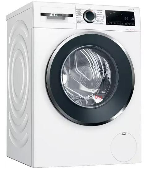 Bosch Serie 6 WNG24440 Waschtrockner (9kg, 1.400 U/min) für nur 721,- Euro inkl. Versand