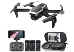Leeofty S171 Pro Drohne mit Dualkamera und 3 Akkus für 34,99 Euro
