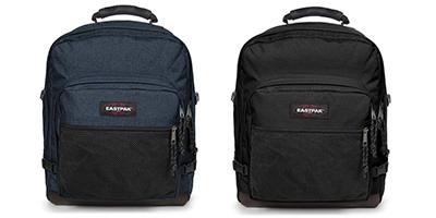 Eastpak Ultimate Rucksack (42 cm, 42 L) in blau oder schwarz für nur 58,45 Euro