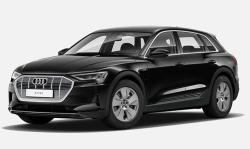 Gewerbeleasing: Audi e-tron 50 quattro Elektro-SUV (313PS) für 307,02 Euro mtl. brutto / 258€ mtl. netto – LF: 0,50
