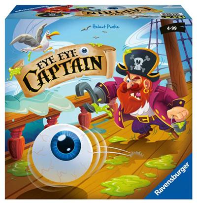 Ravensburger 21470 – Eye Eye Captain Kinderspiel für nur 13,50 Euro (statt 22,- Euro)