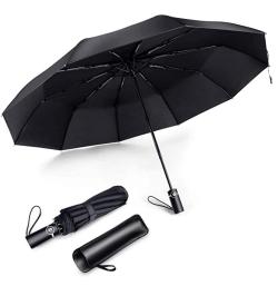 Pricedrop! FYLINA Automatik Regenschirm für 7,49 Euro