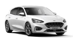 Leasingdeal für Privat und Gewerbe: Ford Focus ST-Line Hybrid 1.0 EcoBoost ab 165,- Euro mtl. (36 Monate + 10.000km/Jahr)