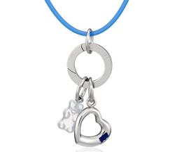 Haribo 360124500 Edelstahl Damenkette für 12,90 Euro inkl. Versand