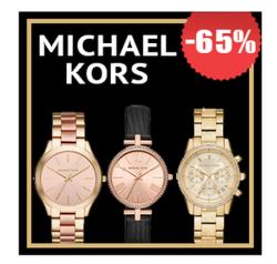 20% Gutschein auf Uhren, Taschen und Schmuck von Michael Kors bei Markenuhren.de