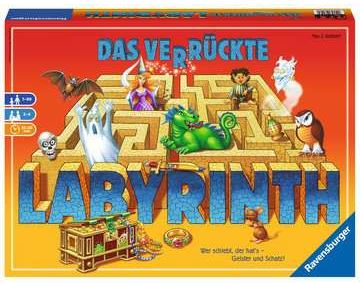 Das verrückte Labyrinth - Classic
