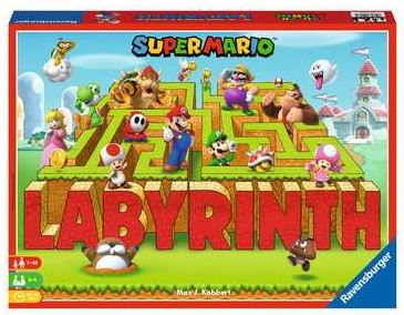 Das verrückte Labyrinth - Super Mario Edition