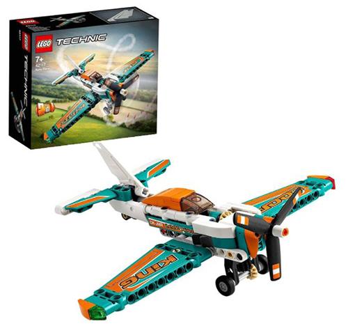 LEGO 42117 Technic 2 in 1 Rennflugzeug oder Jetflugzeug für nur 8,59 Euro