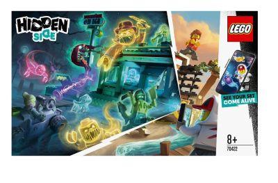 """Lego """"Hidden Side 70422 Angriff auf die Garnelenhütte"""" für nur 34,99 Euro inkl. Versand"""