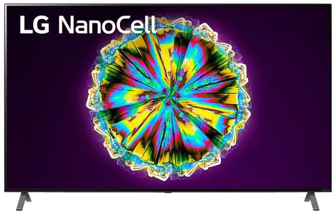 LG 65NANO959NA NanoCell LCD TV (Flat, 65 Zoll / 164 cm, UHD 8K, SMART TV, webOS 5.0 (AI ThinQ)) für nur 999€ inkl. Versand