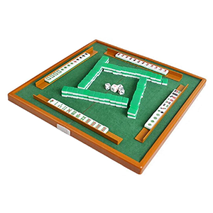 Lixada Mini Mahjong Spiel (klappbar) für nur 18,99 Euro