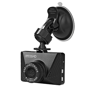 MAXXMEE Full-HD Dashcam (8 GB Speicherkarte) für nur 26,99 Euro