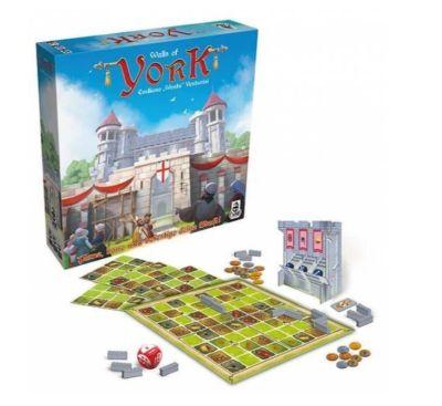 Brettspiel Asmodee Walls of York für nur 17,28 Euro inkl. Versand