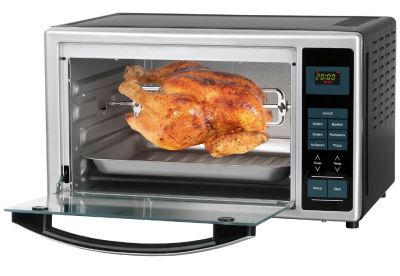 GOURMETmaxx Infrarot-Ofen (28l, Digital-Display, 1500W) für nur 99,99 Euro inkl. Versand