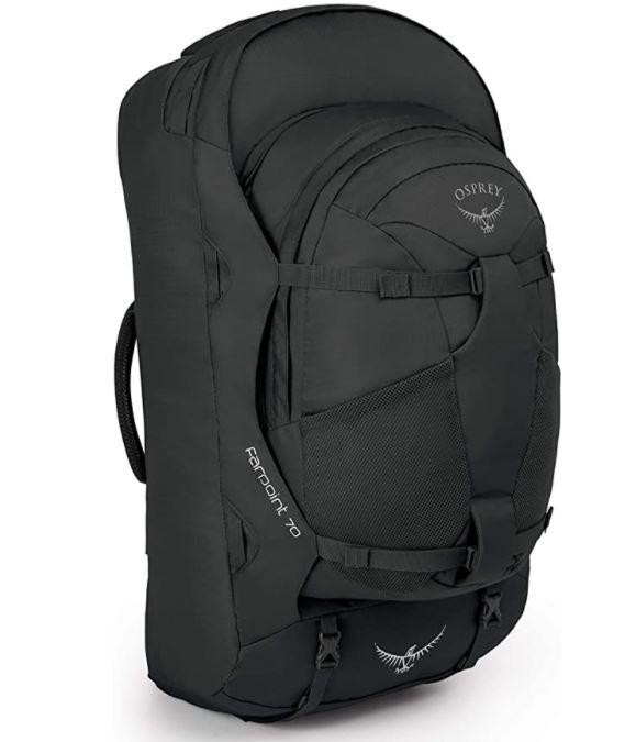 Osprey Farpoint 70 Men Travel Pack Rucksack (70L, Größe: S/M) für nur 78,49 Euro inkl. Versand