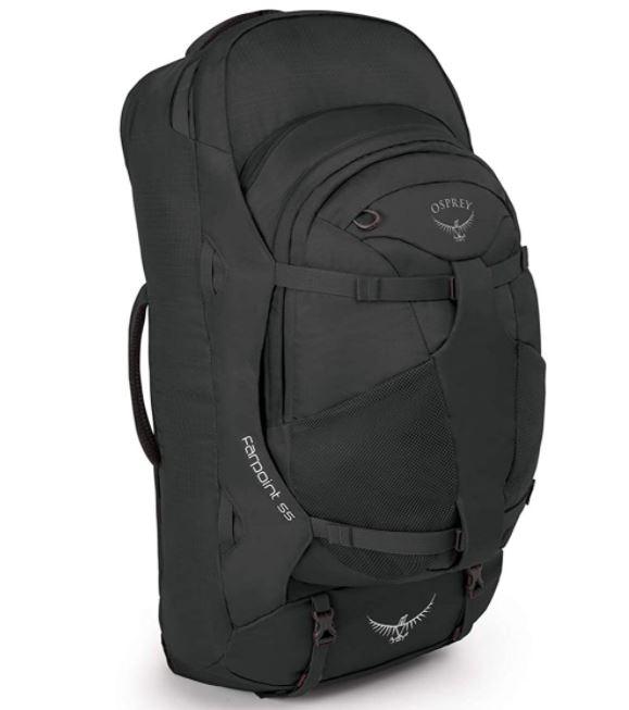 Osprey Farpoint 55 Men's Travel Pack Rucksack (55L, Größe: S/M) für nur 55,46€ inkl. Versand